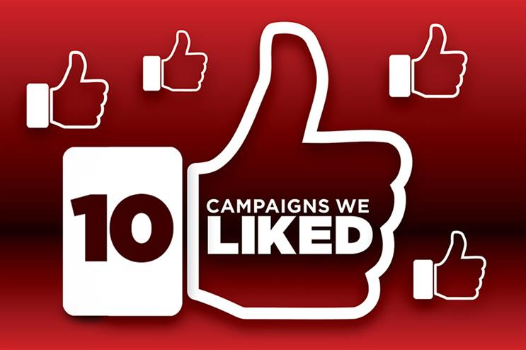 Ten Campaigns We Liked in November: vote for your favourite