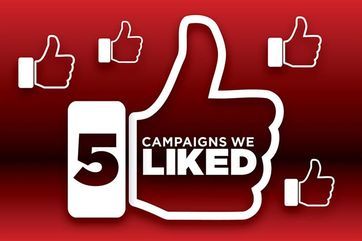 Five Campaigns We Liked in May: vote for your favourite