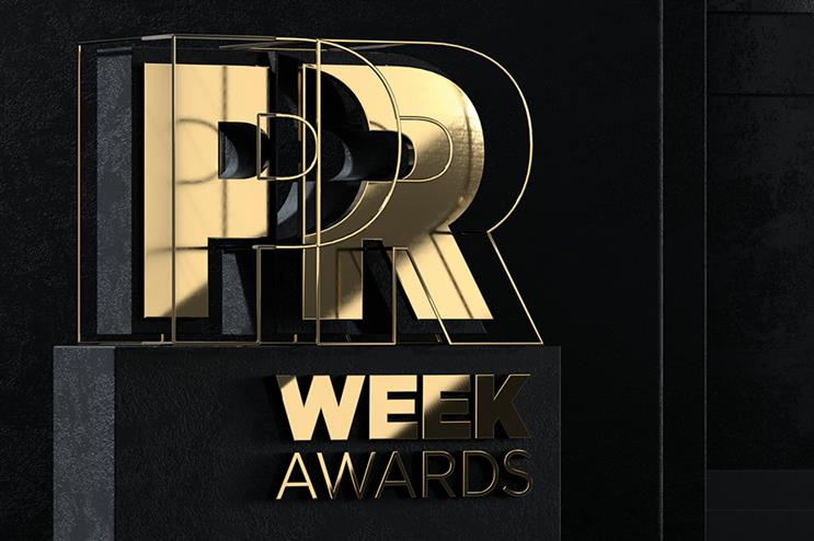 PRWeek UK Awards 2019: last chance to see the shortlist before the big night