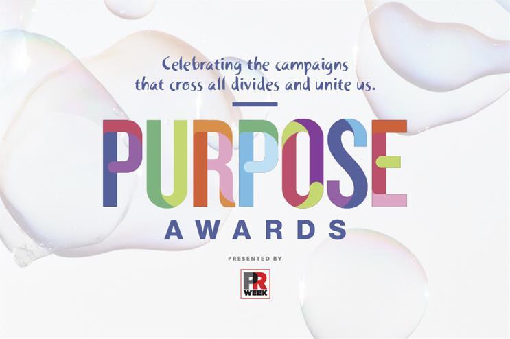 2020 Purpose Awards shortlist revealed