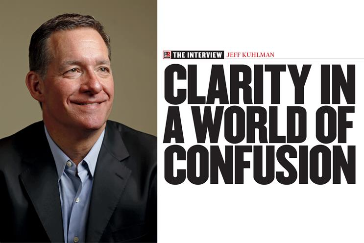 Nissan's Jeff Kuhlman on creating clarity in a world of confusion