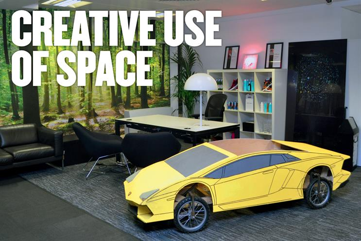 Creative use of space