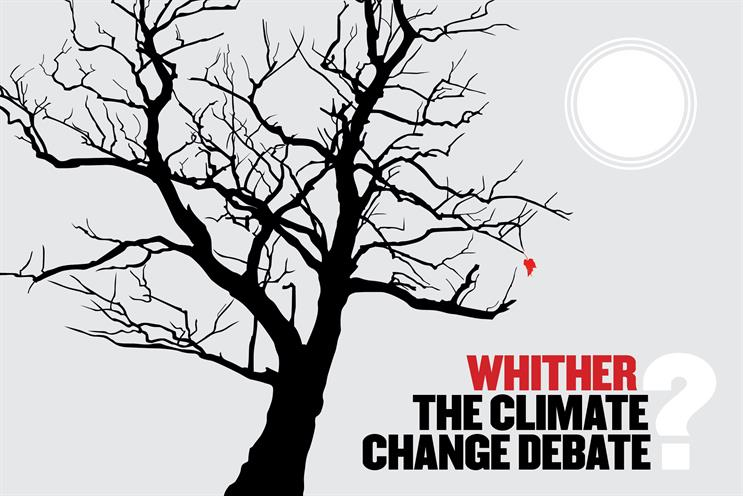 Whither the climate change debate?