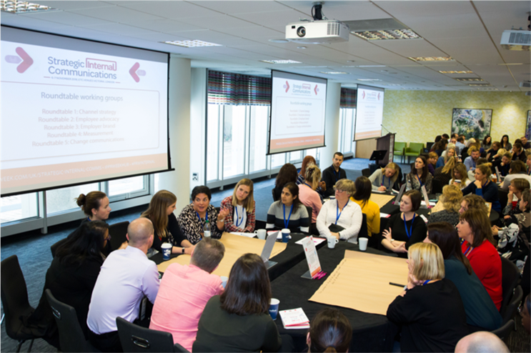 Strategic Internal Communications: book your tickets now for 2019 event
