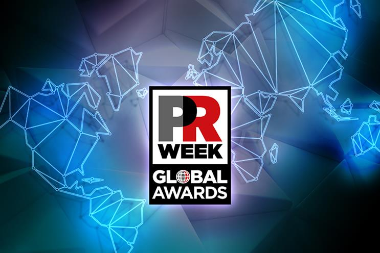 PRWeek Global Awards 2020 opens for entries