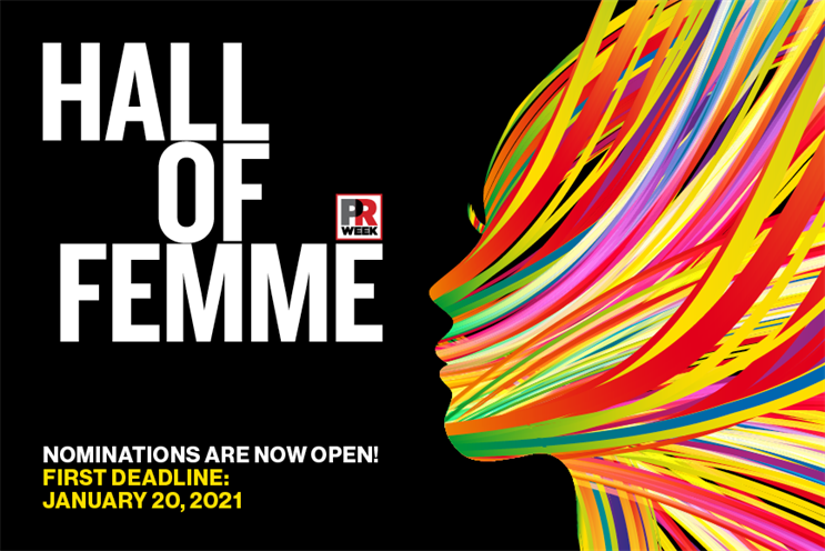 Hall of Femme 2021 open for nominations