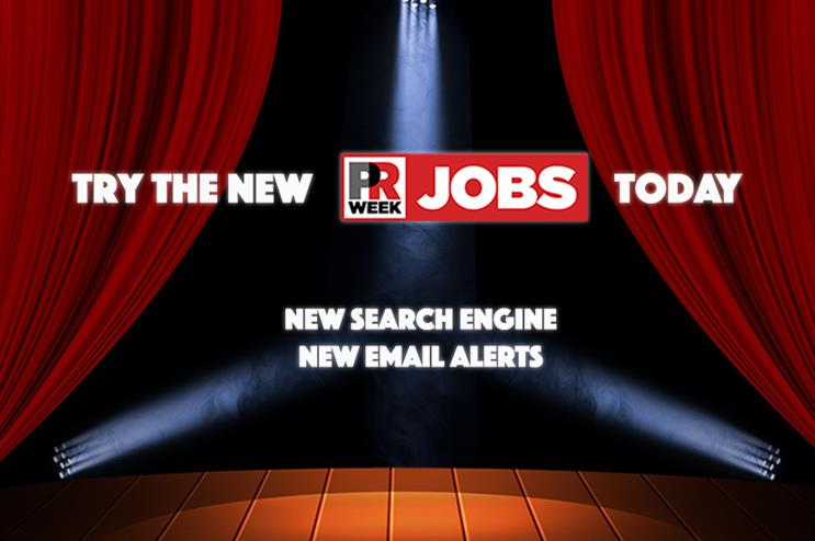 PR job search revamped to help you find relevant roles, faster
