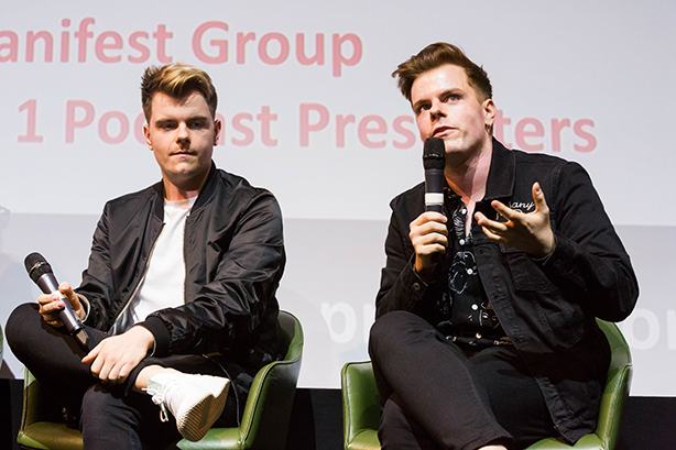 Niki and Sammy Albon said that 99% of their influencer commitments are short-term