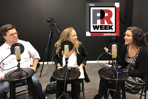 The PR Week 8.30.2018: Brittany Hunley, EP+Co