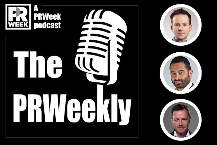 The PRWeekly Podcast: Top 150 | Publicis buys Taylor Herring | Super League scandal