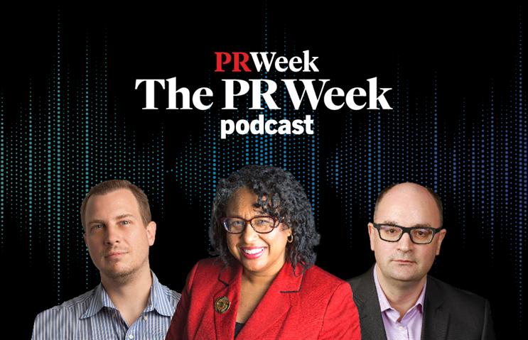 The PR Week: 9:30:2021: Rochelle Ford, Elon University's School of Communication