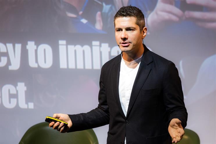 Edelman head of influencer Philip Trippenbach