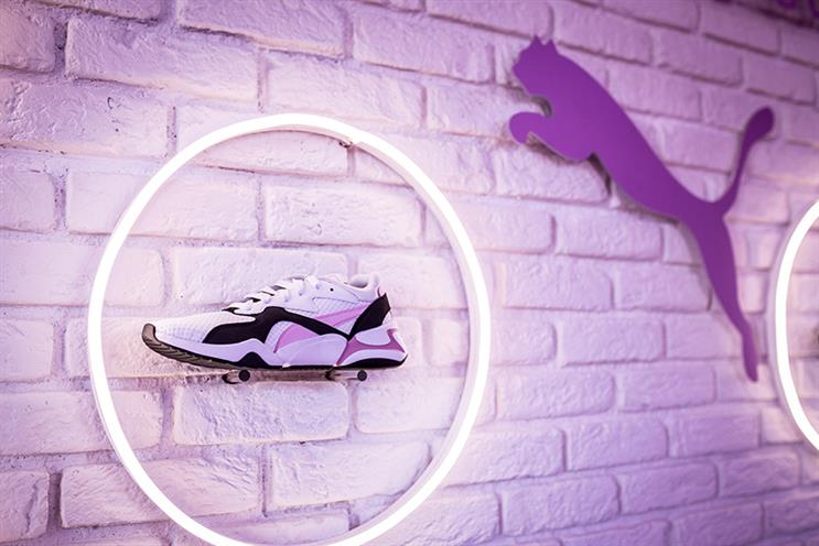 Puma hires UK agency for women's strategy and activation