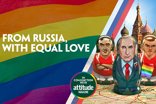Paddy Power trolls World Cup host with promise to donate £10,000 to LGBT+ charities for every Russian goal