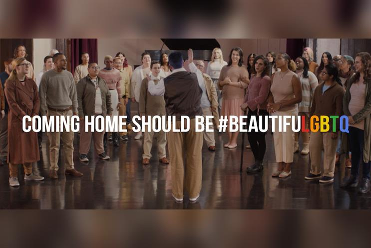P&G has led the way in inclusive advertising with spots including Pantene's Going Home for the Holidays.