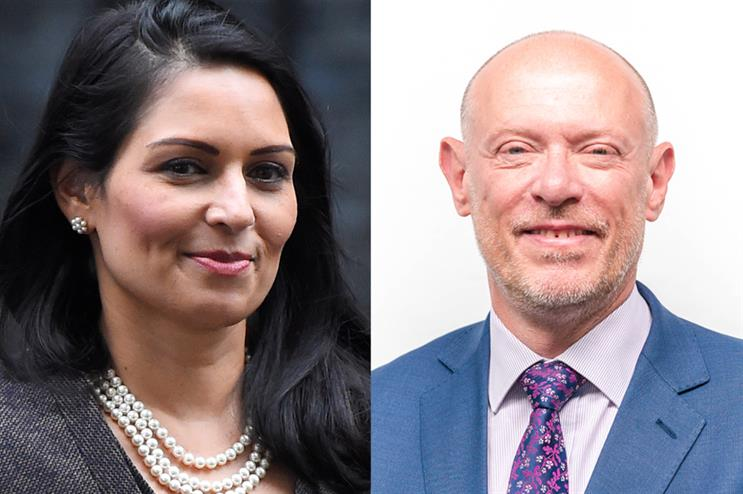 Priti Patel attempted to have Home Office director of communications Andy Tighe sacked on Christmas Eve, reports claim