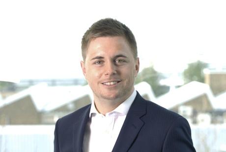 Princess Cruises UK director Paul Ludlow