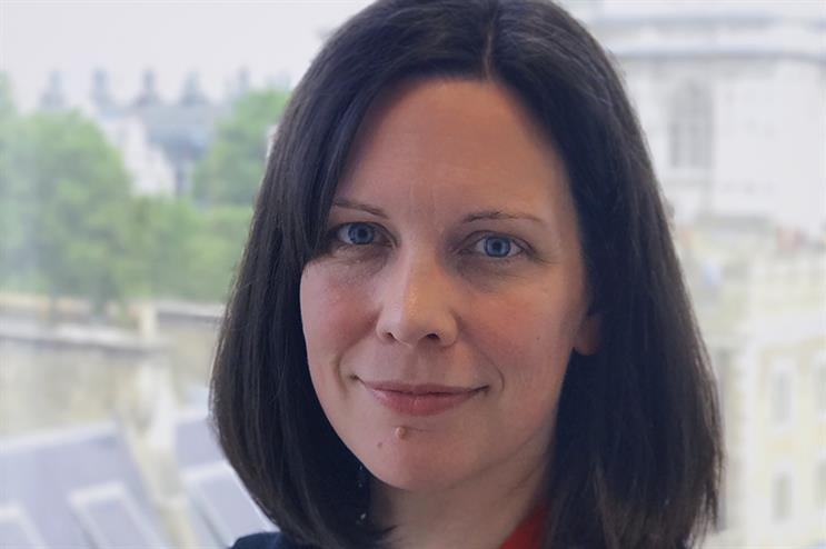 Penny Fox, who started as director of media, PR and artists at WWF-UK this week