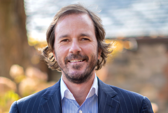 Peter McGuinness, chief marketing and brand officer, Chobani: Power List 2017