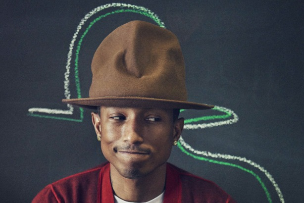 Pharrell Williams: The 'Happy' singer will be creative director for the event