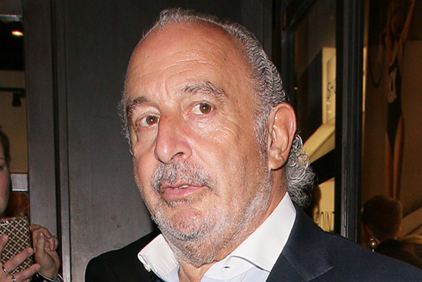 Was Sir Philip Green's use of injunctions a good comms strategy? (pic credit: Mark Robert Milan/GC Images)