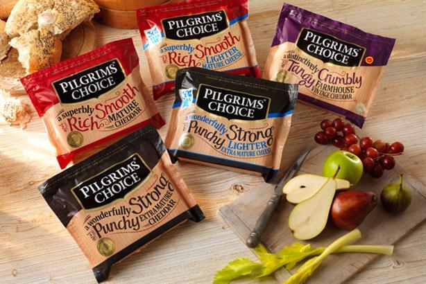 Pilgrims Choice: made by Adams Foods