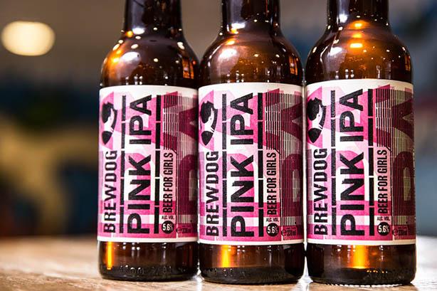 "BrewDog signals shift in ""shock"" marketing tactics to focus more on beer"