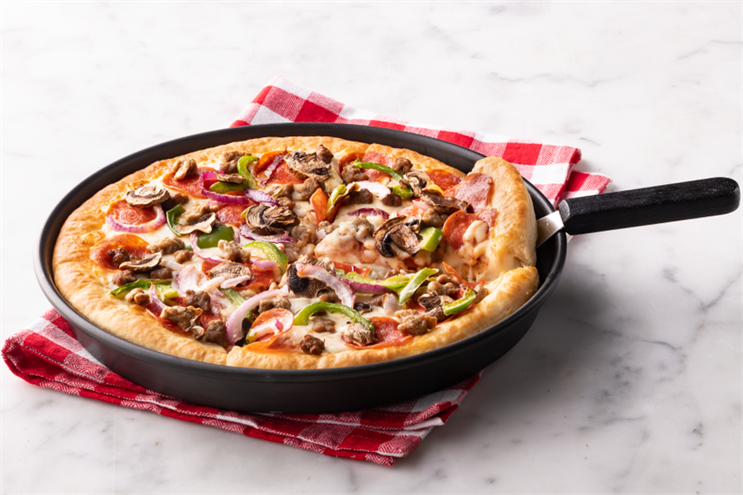 Pizza Hut CMO on pie, purpose and the pandemic