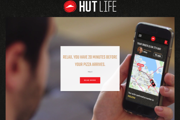 Pizza Hut serves up consumer-facing blog to tell brand stories