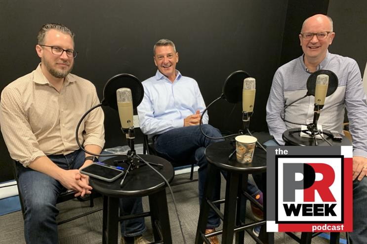 L to R: Frank Washkuch, Phil Nardone, Steve Barrett