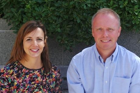 Thirteen founders: Nina Otera and Andrew Baiden