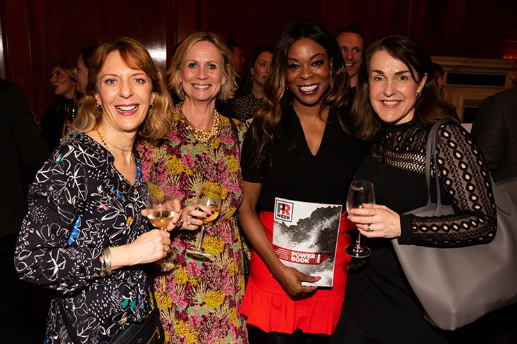 In Pictures: PRWeek UK Power Book 2020 launch