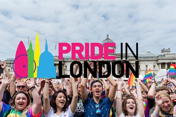 Pride in London hires new PR agency