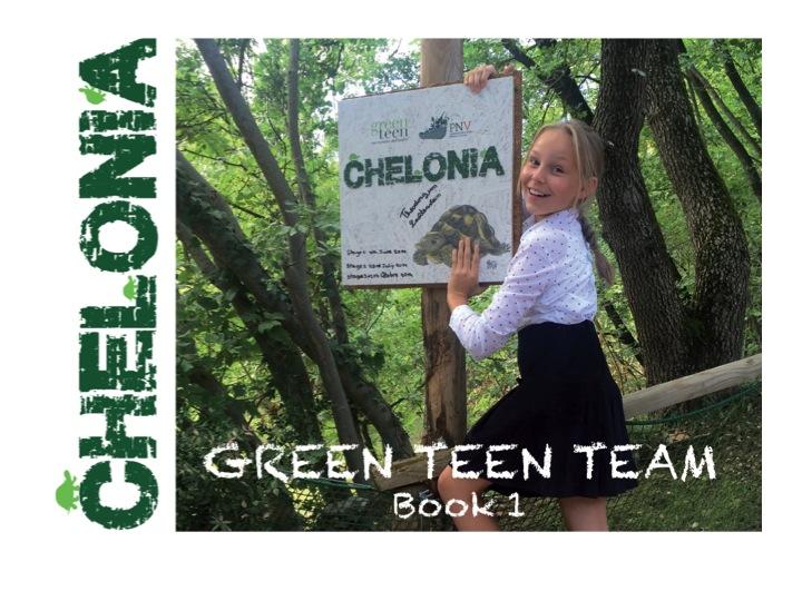 Nine-year-old Princess Theodora of Liechtenstein founded Green Teen Team