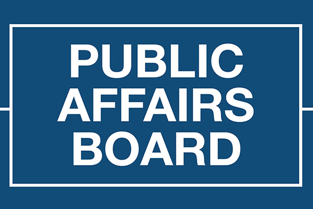 Public Affairs Board releases new lobbying code of conduct