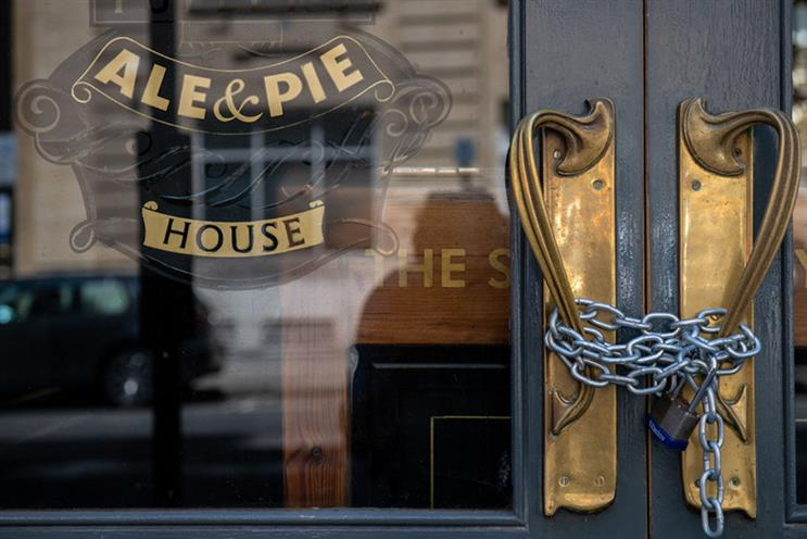 Pubs, restaurants and hotels are allowed to reopen from 4 July (Photo: Getty Images)