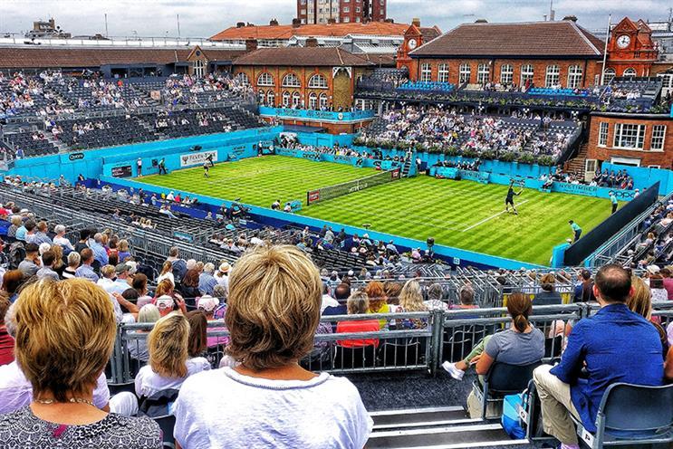 This year's Queen's Club tennis tournament