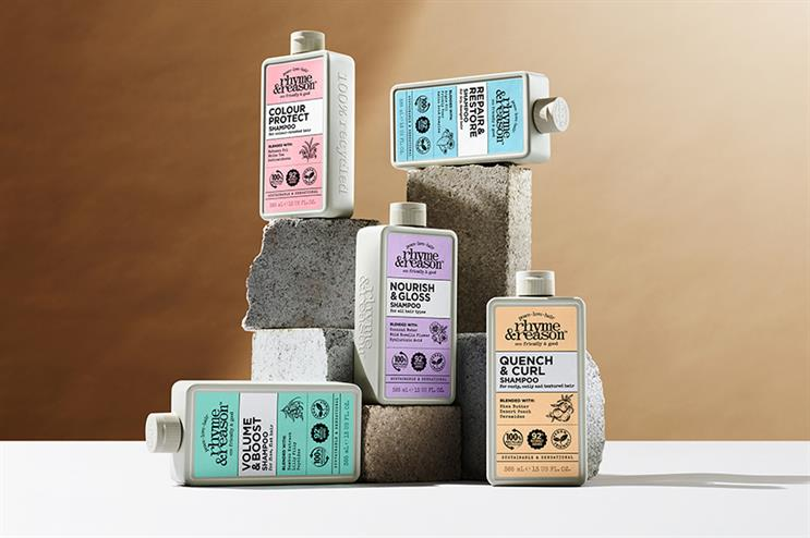 Mind+Matter has won an account with the eco-friendly haircare brand