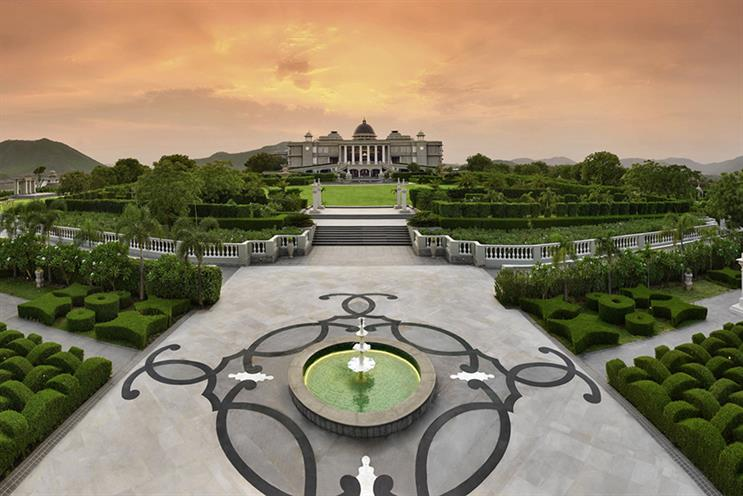 The Raffles Udaipur in India is due to launch this year