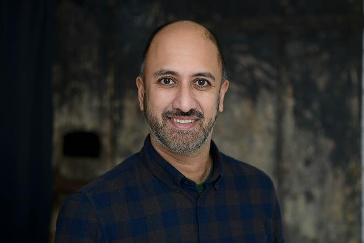 PRCA Diversity Network chair Rax Lakhani
