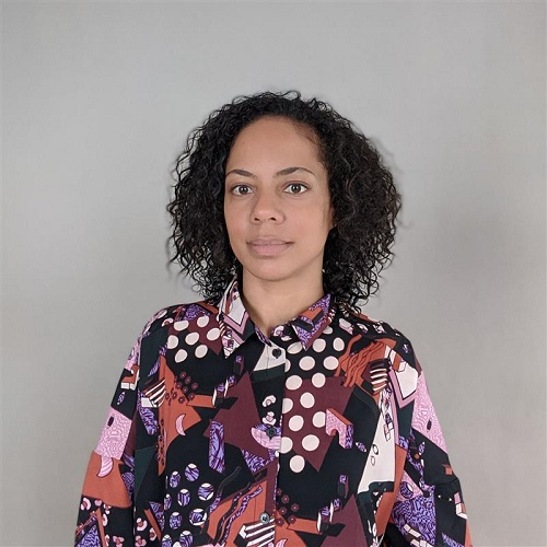 Régine Labossière, associate director of media relations, Carmichael Lynch Relate, New York