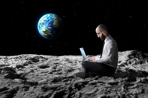 Virtual working: taking off in communications (©ThinkstockPhotos)