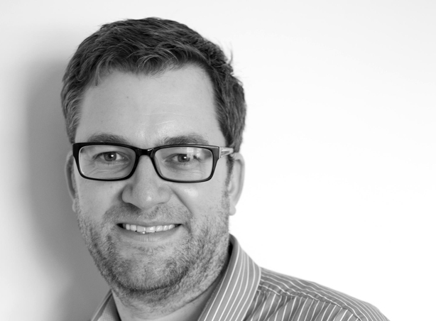 Rick Guttridge: Managing director at Smoking Gun