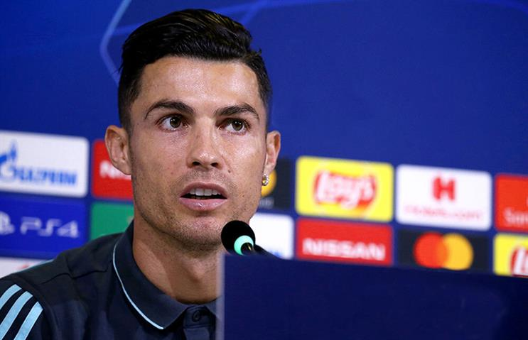 While Cristiano Ronaldo's removal of a Coca-Cola bottle from a Euro 2020 presser was covered eight times more than the North Carolina machine ban, it only garnered around double the social engagement.