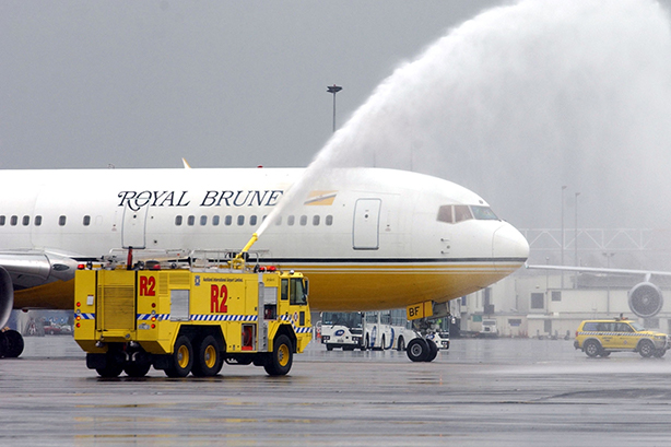 Agencies have cooled interest in Brunei's national airline. (Photo by Dean Purcell/Getty Images)