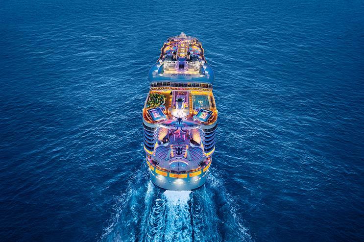 W sets sail with Royal Caribbean International