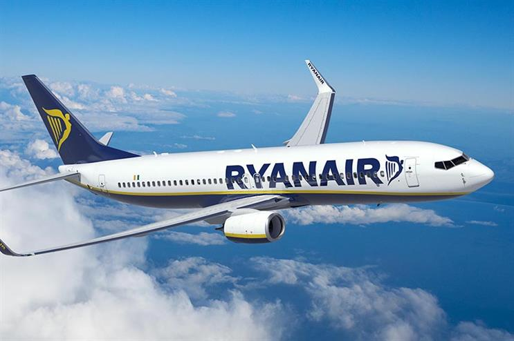 Ryanair campaign banned over 'lowest emissions' claim
