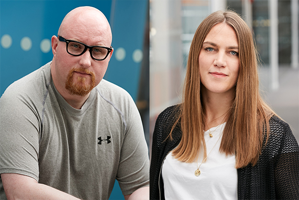 Ged Carroll and Sarah Avent have joined 90TEN's senior management team