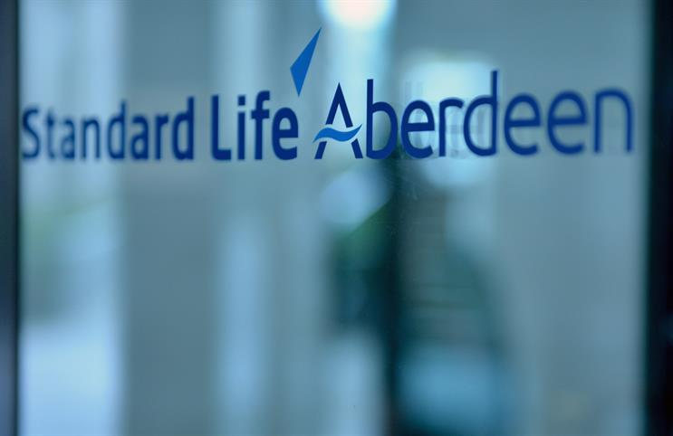 Standard Life Aberdeen names new external comms chief as Thorneley departs after 20 years