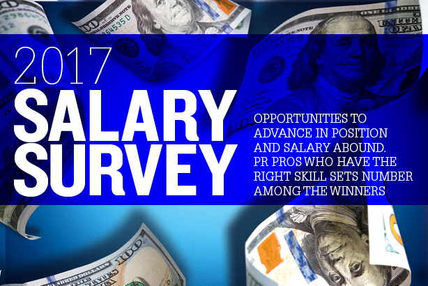 A Tale of Two Narratives: The PRWeek US 2017 Salary Survey